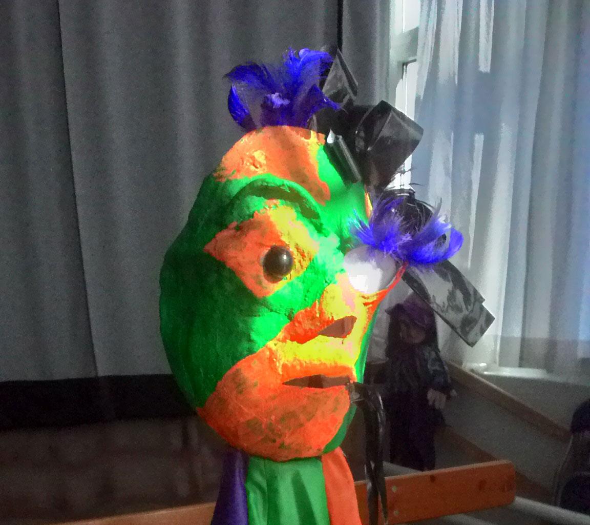 Animation - Marionnettes ou Masque